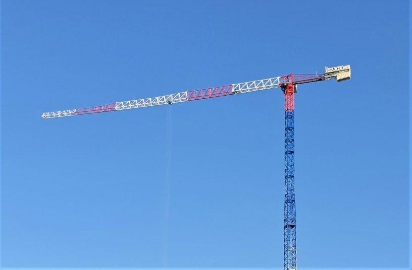 Raimondi crane <br> Image source: Raimondi Cranes