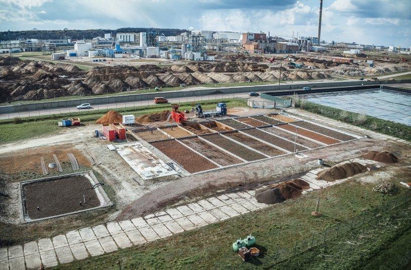 Bauer Umwelt Leuna EcoVert <br> Image source: BAUER AG