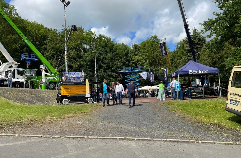 Innovation Day Height Access Technology in Hohenroda <br>Image source: LECTURA GmbH