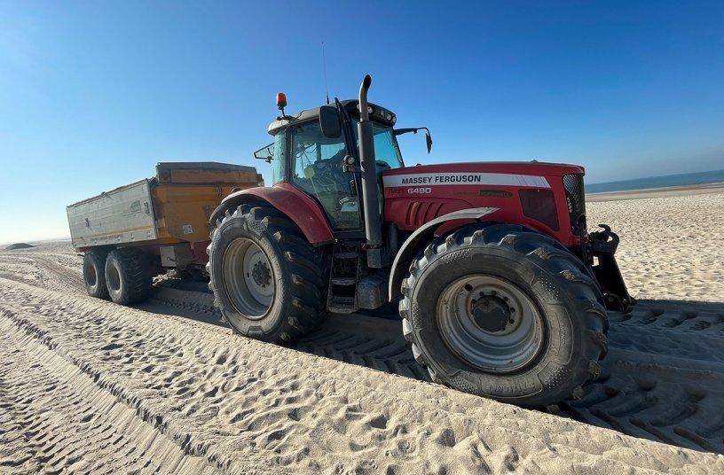 AGRI STAR sand