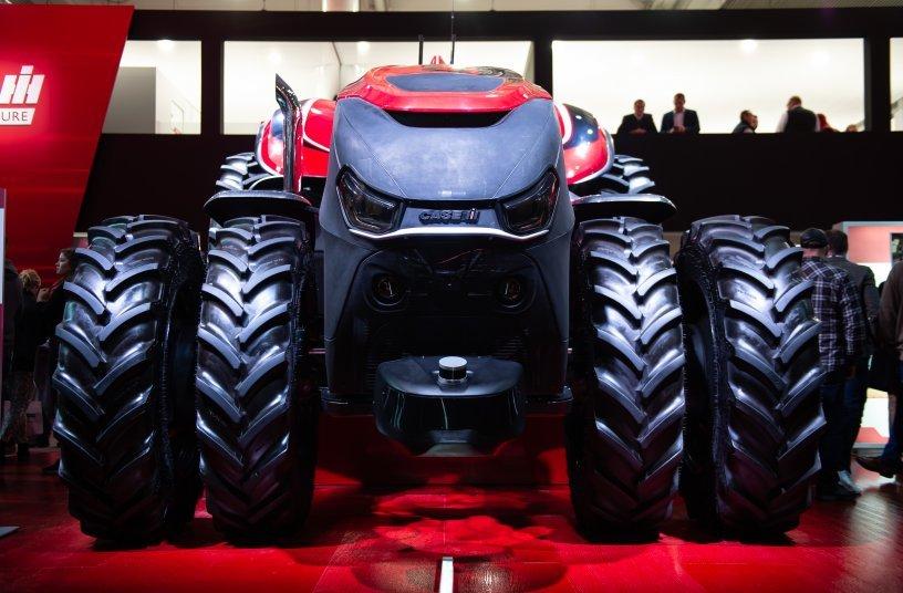 Autonomer Traktor<br>Bildquelle: DLG e.V.