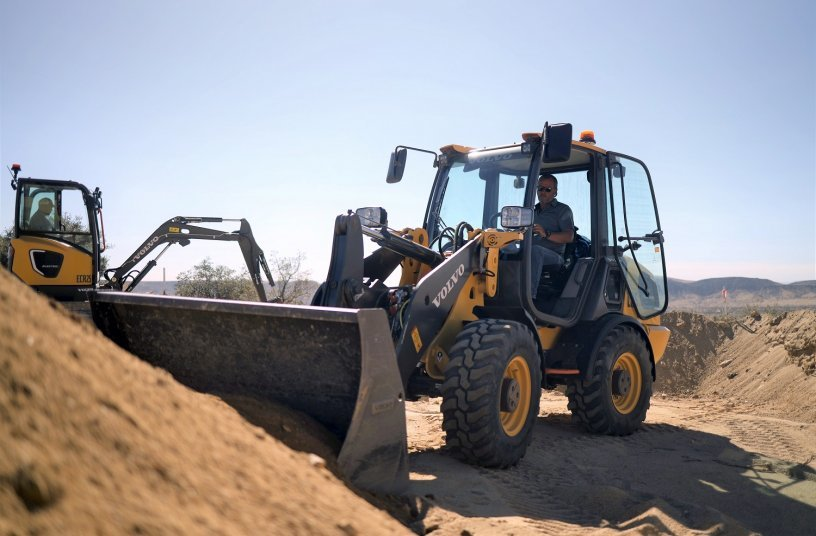 Volvo Construction Equipment Announces First North American Electric Machines' Pilot Results