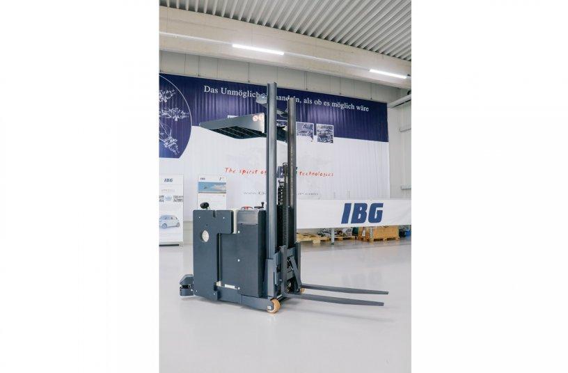 FC Lifter <br> Bildquelle: IGB Automation GmbH