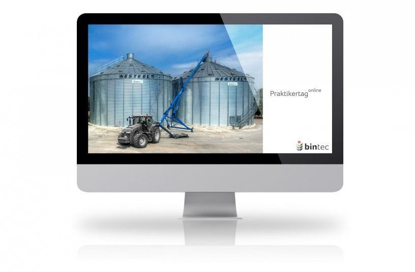 Bintec Praktikertag online<br> Bildquelle: Bintec GmbH & Co. KG; a g r o - k o n t a k t Agentur für Agrarkommunikation