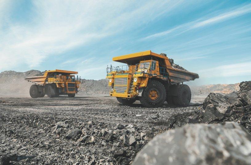 BKT-Lösungen für den Bergbau<br>BUILDQUELLE: BKT Europe Media Relations
