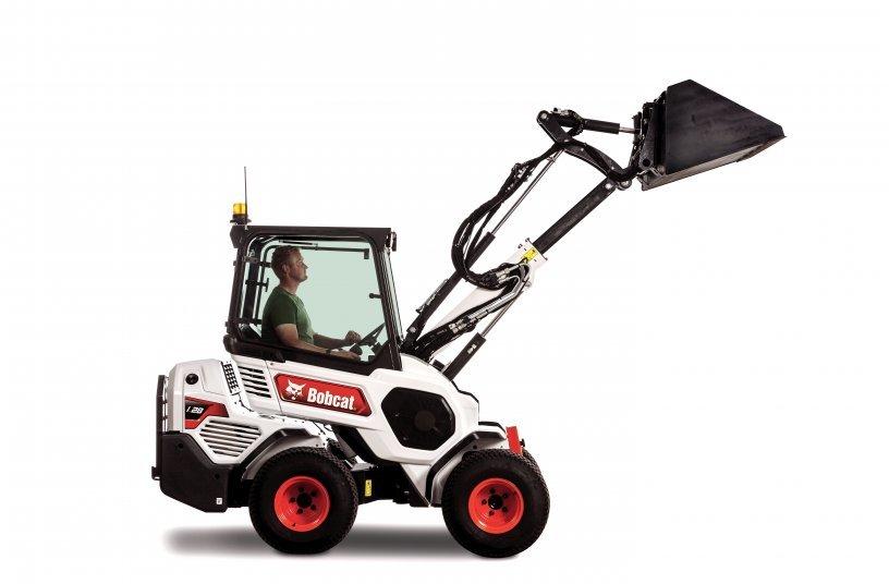 Bobcat Small articulated loader L28<br>SOURCE: Doosan Bobcat EMEA
