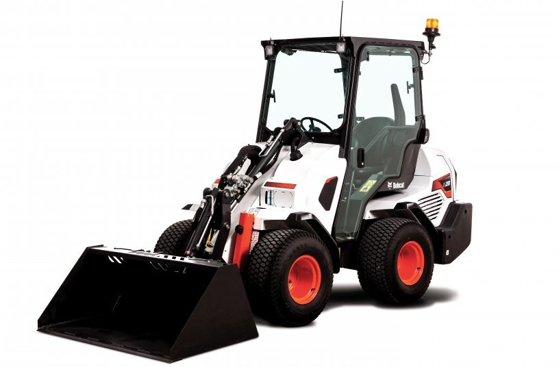 Bobcat Small articulated loader L28