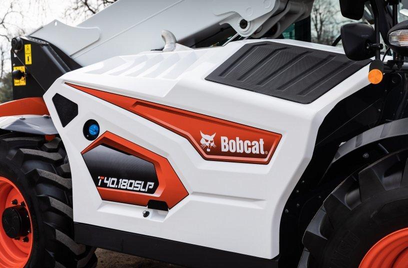 Bobcat TLS features <br> Image source: Doosan Bobcat EMEA