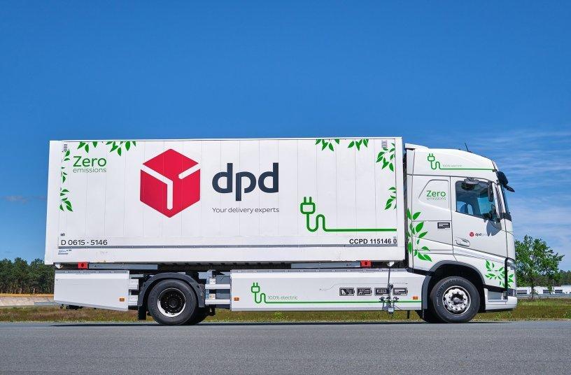 Der Futuricum-Lkw hat mit einer Kapazität von 680 Kilowattstunden die größte Lkw-Batterie Europas an Bord. Dies ermöglicht eine durchschnittliche Reichweite von etwa 760 Kilometern. <br>Bildquelle: Continental AG