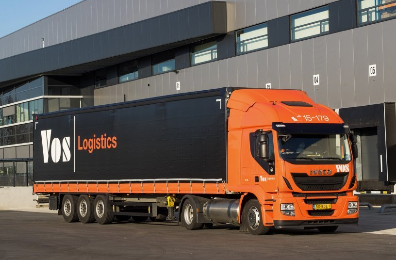 Überzeugt von Conti360° Solutions: Dieniederländische Spedition Vos Logistics.(Bildquelle: Vos Logistics)