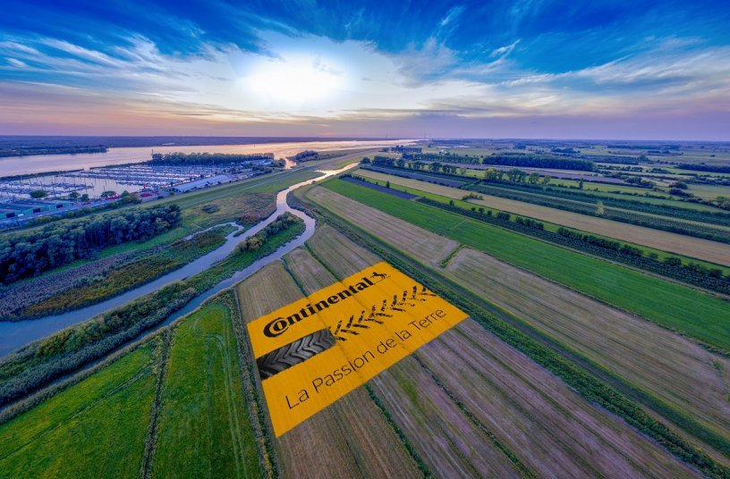 Tour de France: Continental Agricultural Tires part of the race for the first time