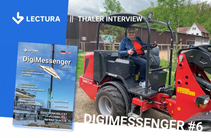 DigiMessenger 6: Thaler <br> Bildquelle: LECTURA Verlag GmbH