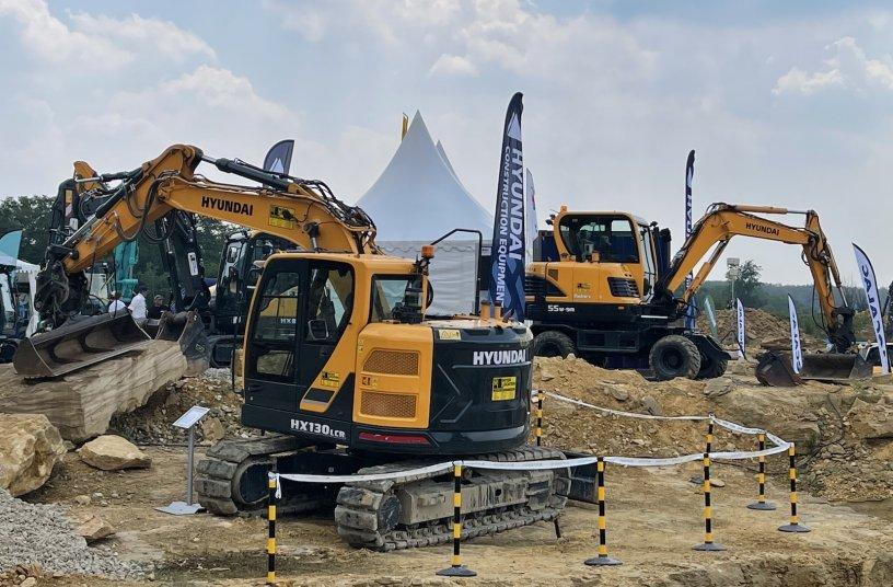 DigTourJune2021<br>Bildquelle: Hyundai Construction Equipment Europe
