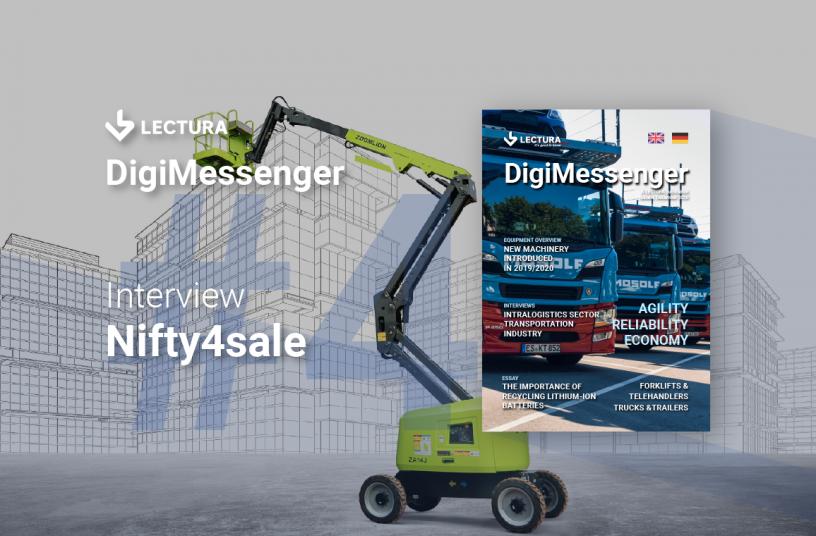 Nifty4sale DigiMessenger