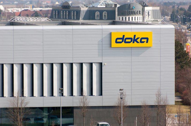 Doka headquarters <br>Image source: Doka