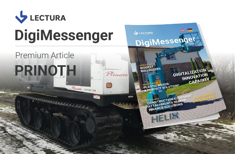 Prinoth Premium Article - DigiMessenger #5