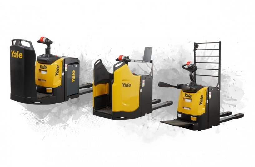 MPX Series trucks (Image source: Yale Materials Handling)
