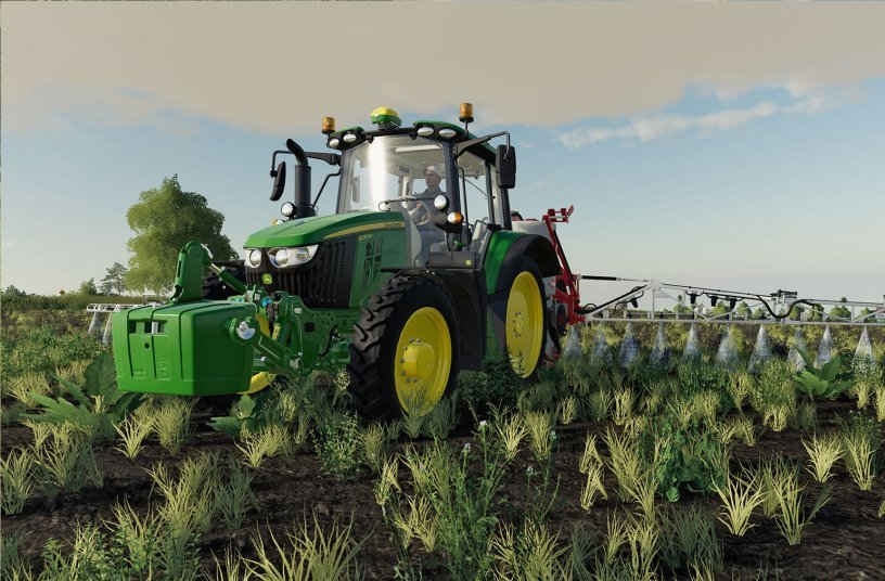More Precision Ag for Farming Simulator 22