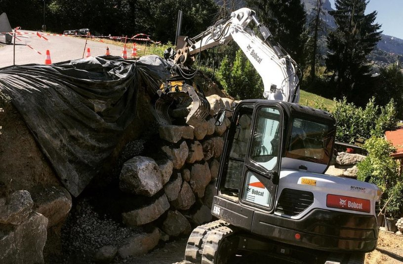 Dry stone walling: New tools to facilitate business and boost artisans work