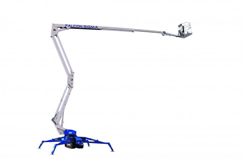 Falcon Lifts Introduces the Falcon Sigma Product Range