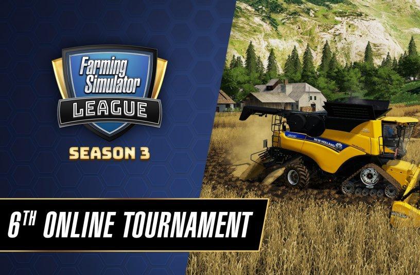 Farming Simulator League: Halbzeit in Season 3 mit Rekorden und  Live-Stream<br>Bildquelle: GIANTS Software Ent. GmbH