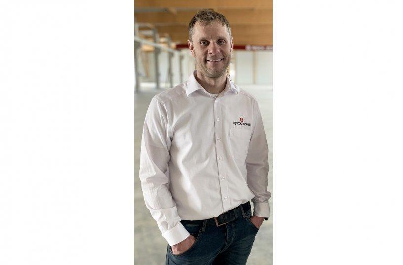 General Manager Rokla GmbH Robert Piasecki <br> Image source: Rokla GmbH