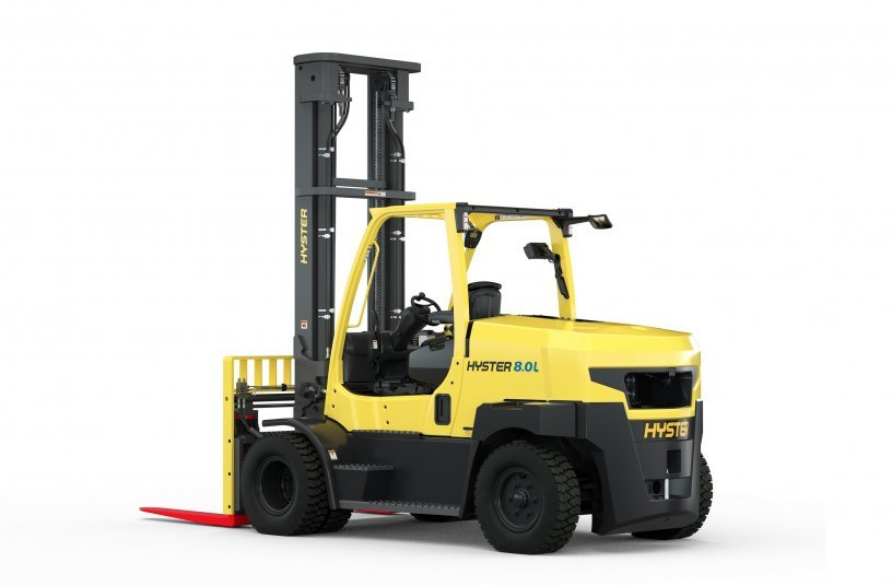 Hyster discusses 'total port electrification' <br>Image source: MOLOKINI MARKETING LTD; Hyster-Yale Group, Inc.