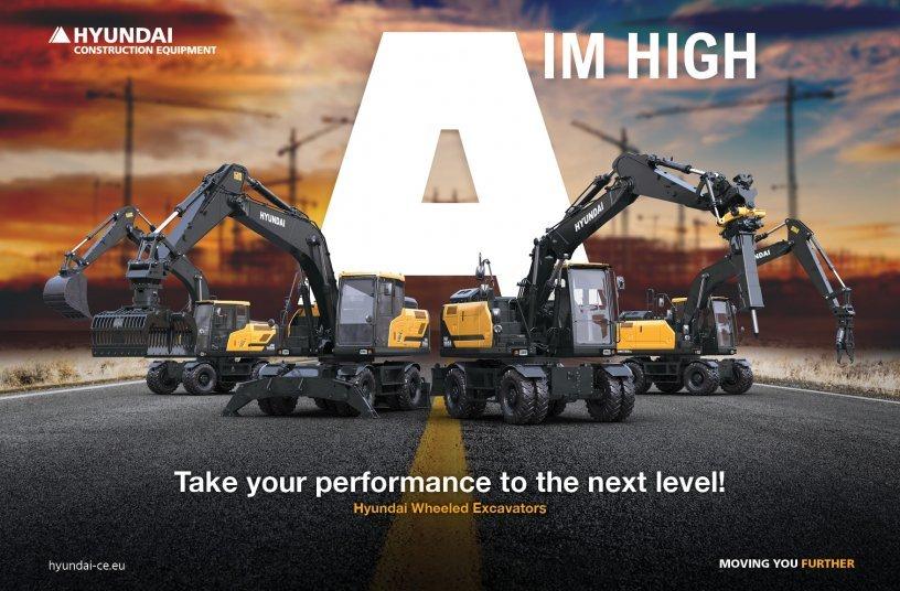 Hyundai HWA-Series Construction<br>SOURCE: Hyundai Construction Equipment Europe