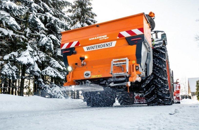 IceTiger - More precision in winter maintenance <br>Image source: AMAZONEN-WERKE H. DREYER SE & Co. KG