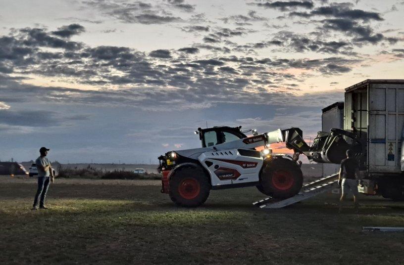 Bobcat Shows Real Claws Again at Innov-Agri 2021<br> Image source: Doosan Bobcat EMEA