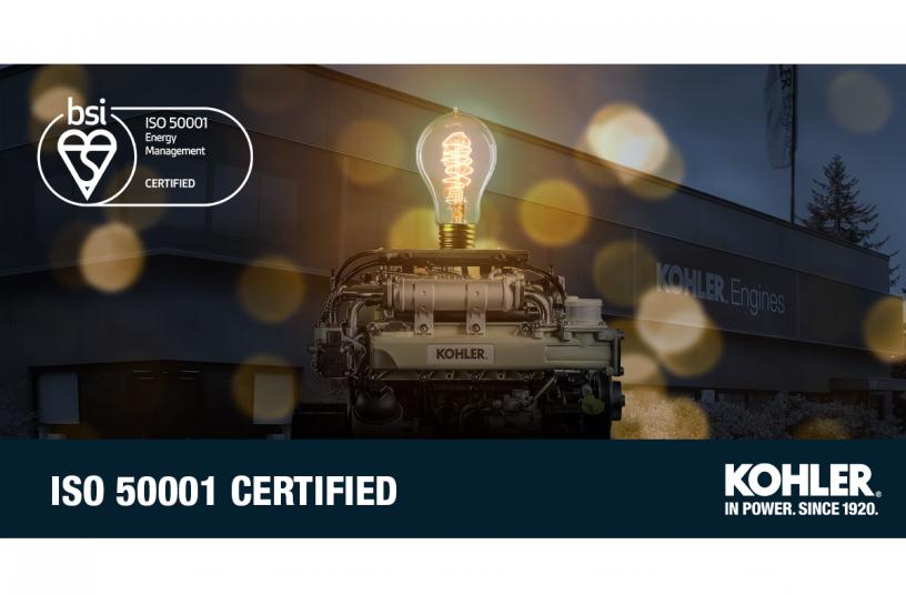 Kohler Engines campus in Italy got the ISO 50001<br>Image source: KOHLER Engines
