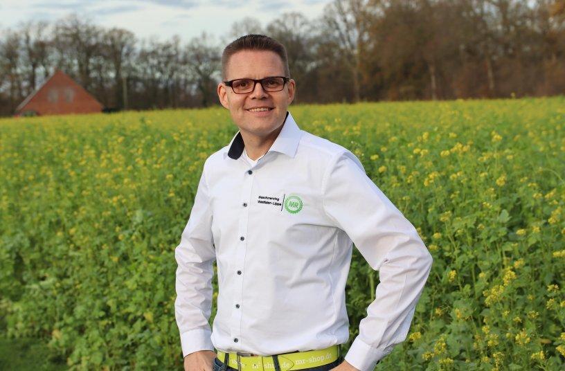 """""""Die Nachfrage hat sich rasant entwickelt, daher haben wir unser Portfolio enorm erweitert"""", berichtet Jens Beckmann aus der Geschäftsleitung. <br>Bildquelle: MRWL GmbH"""