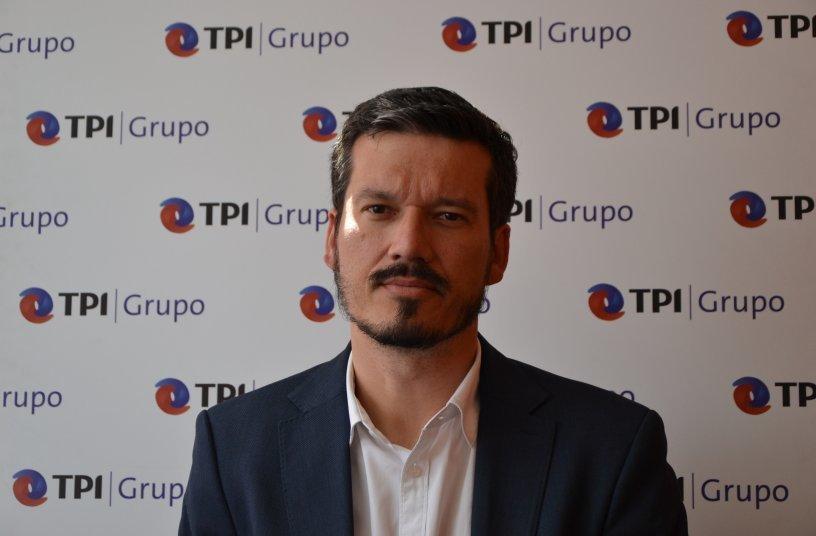 José Henríquez, CIO of TPI