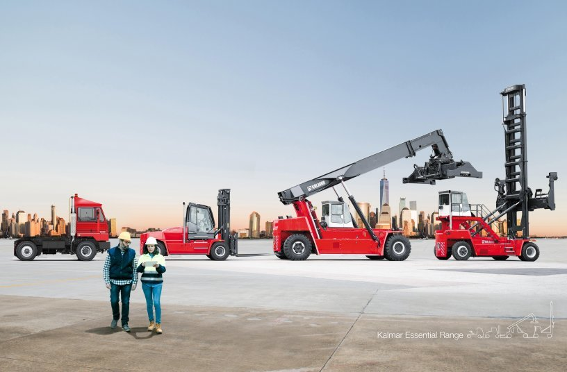 Kalmar's RTG and Mobile Equipment Solutions to form the backbone of Vientiane Logistics Park's new Dry Port in Laos