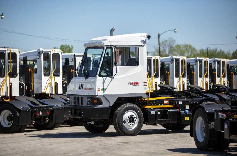Kalmar and SAAM continue collaboration with repeat order for 26 Ottawa T2 terminal tractors