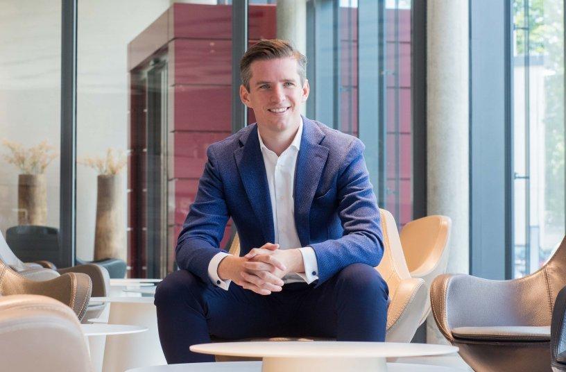 Alexander Strunz, Managing Partner of the LAMILUX Group<br>IMAGE SOURCE: LAMILUX