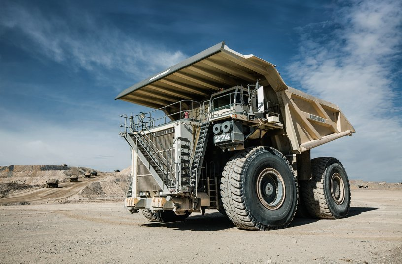 Based on the proven design of the Liebherr T 284, the T 274 offers the customer an incomparable performance.<br>SOURCE: Liebherr Mining Equipment Newport News Co.