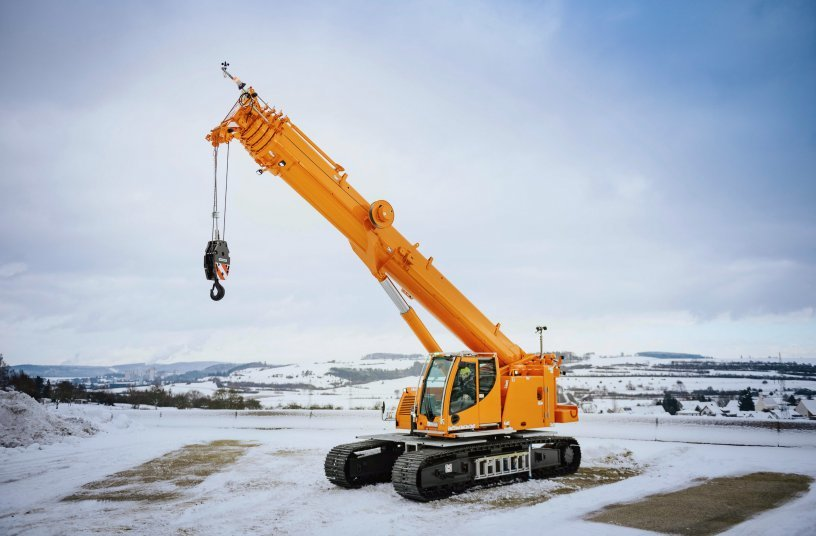 Liebherr adds LTR 1040 to its telescopic crawler crane series
