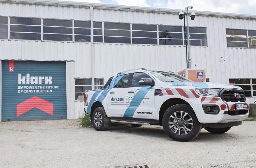 Logistikzentrum Ranger klarx <br> Bildquelle: klarx GmbH