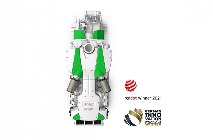 Marine hybrid system from MAN Engines scoops prestigious awards <br> Image source: MAN Truck & Bus SE