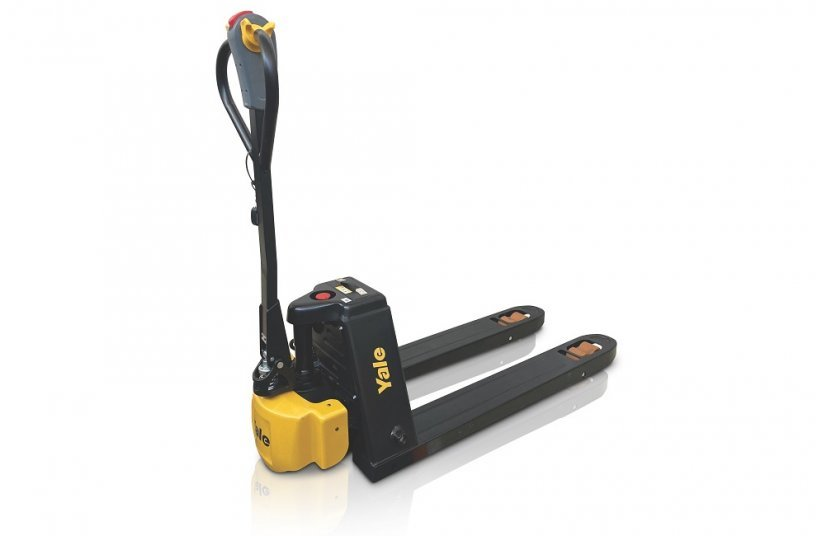 New compact pallet truck joins Yale product range<br>Image source: Yale Europe Materials Handling