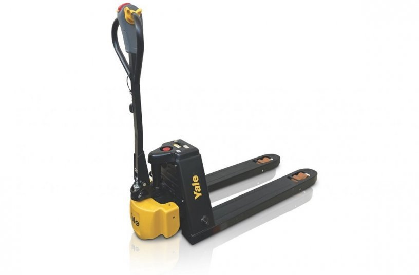 New compact pallet truck joins Yale product range <br>Image source: Yale Europe Materials Handling