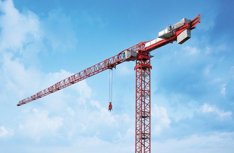 New MDT 489 topless crane<br>SOURCE: MANITOWOC COMPANY, INC.