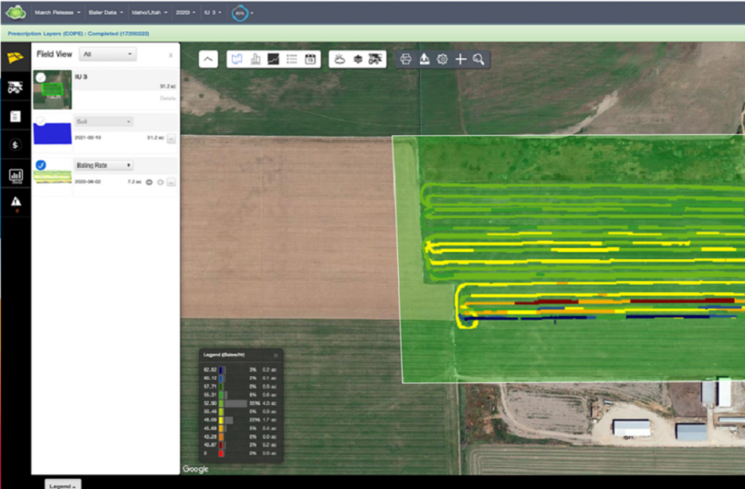 New Holland announces updates to MyPLM Connect Farm Platform