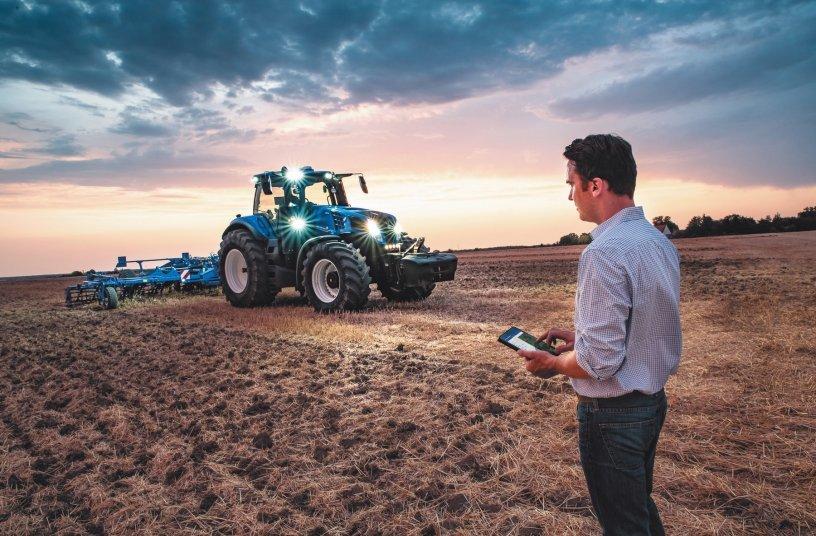 New Holland announces updates to MyPLM Connect Farm Platform