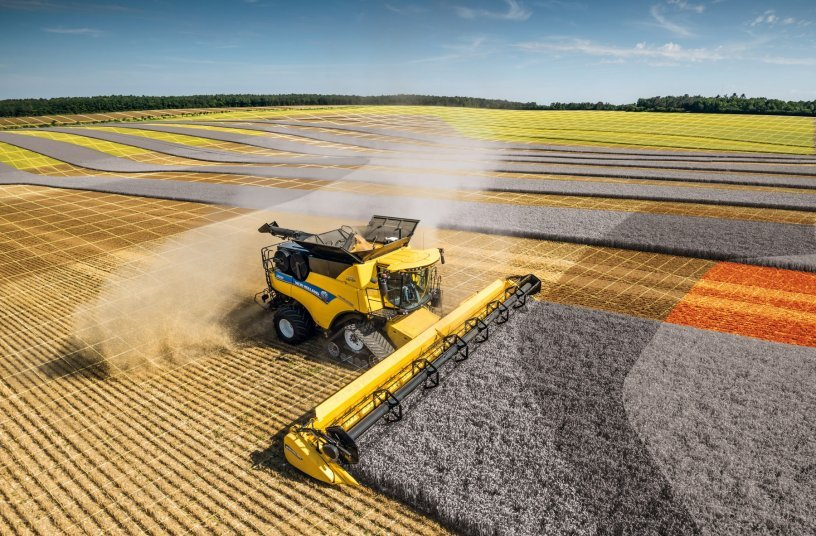 New Holland win Silver Medal at the SIMA Innovation Awards