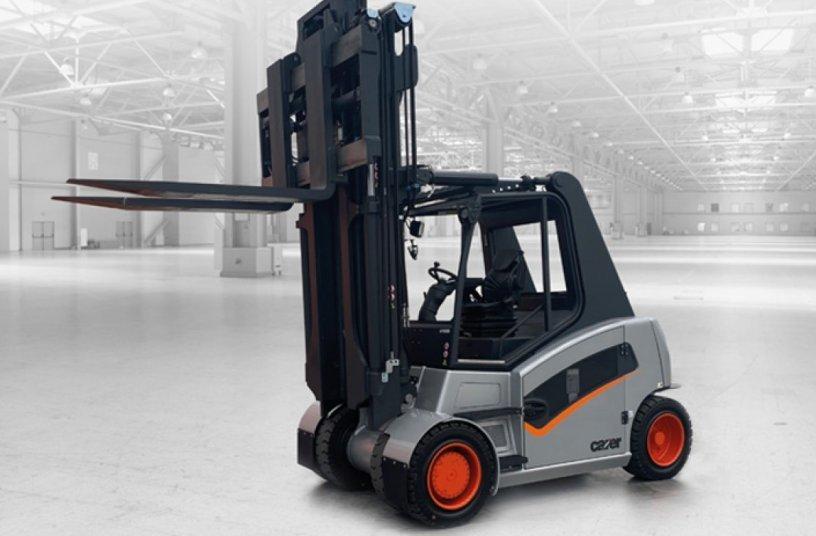 Carer A160S electric truck <br>Image source: Carer Srl.