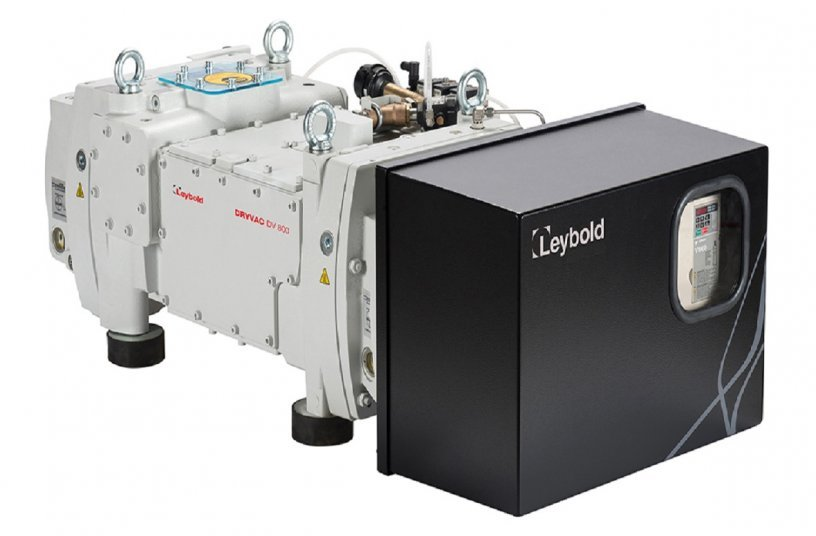 Leybold DRYVAC DV 800 <br> Bildquelle: Leybold GmbH; PR Schulz
