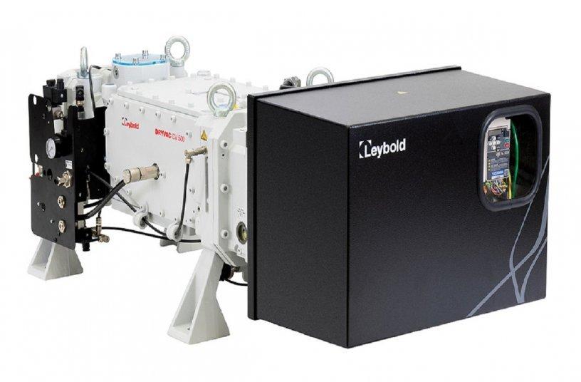 Leybold DRYVAC DV 500<br>Bildquelle: Leybold GmbH; PR Schulz