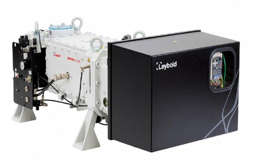 Leybold DRYVAC DV 500 <br>Image source: Leybold GmbH; PR Schulz